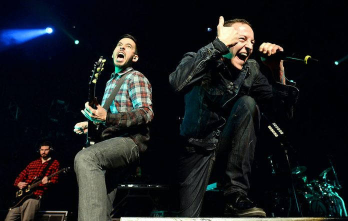 Linkin Park, Mike Shinoda, Chester Bennington