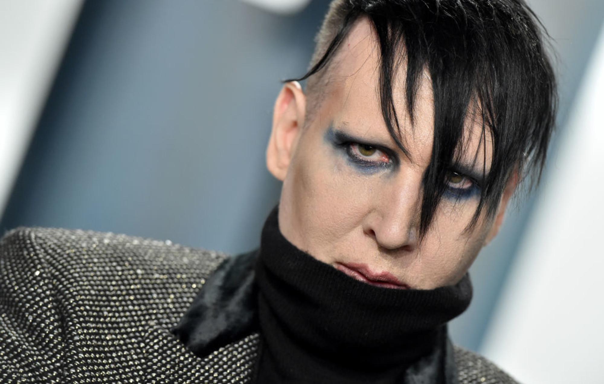 Marilyn Manson in Creepshow