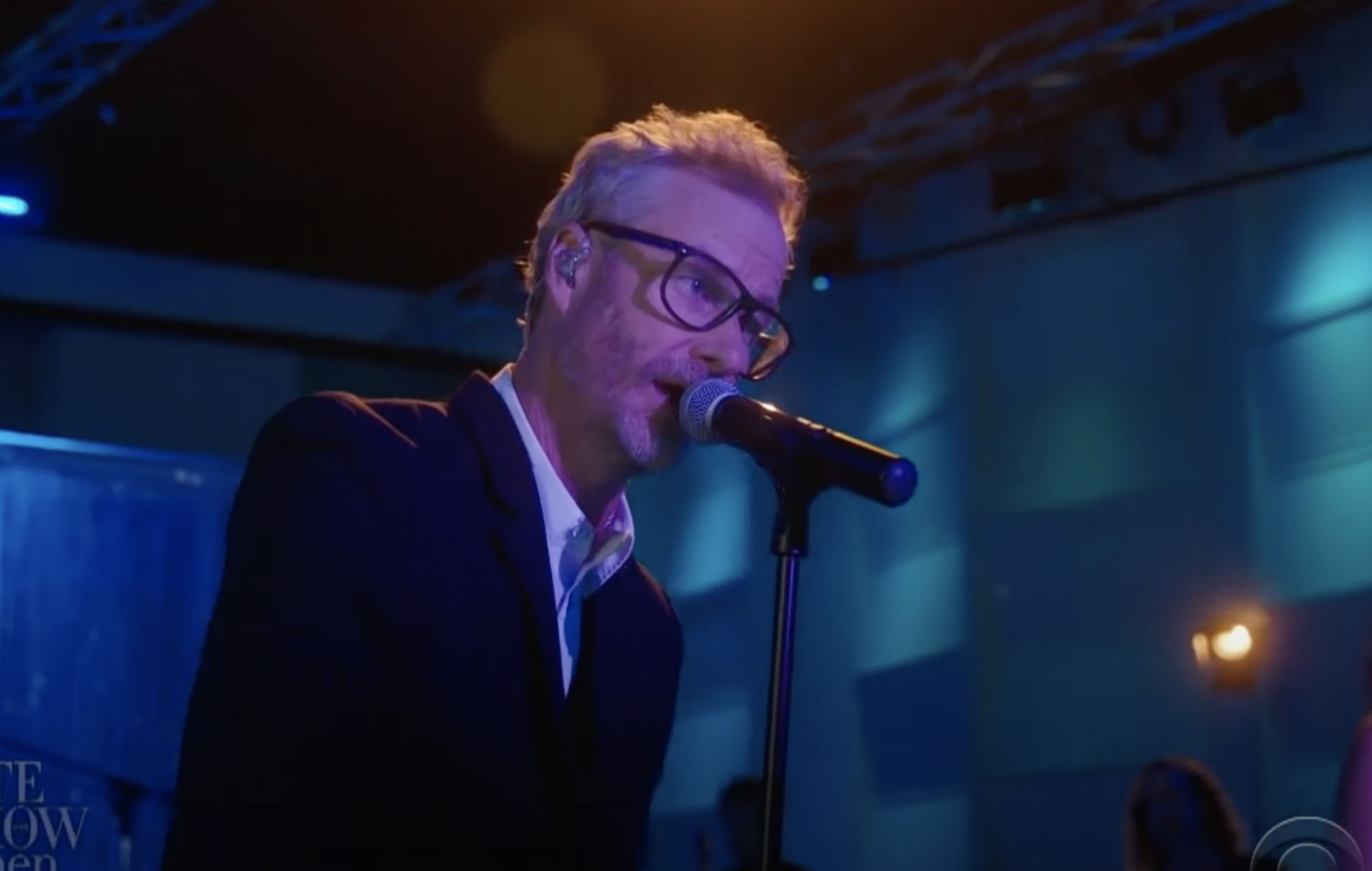 Watch Matt Berninger play 'One More Second' on 'The Late Show'