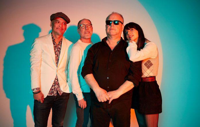 Pixies, 2020. Credit: Press