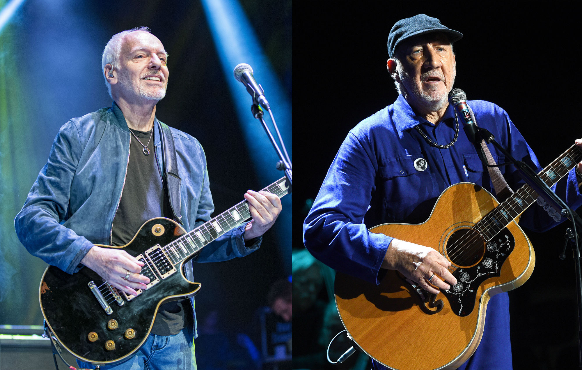 Peter Frampton says Pete Townshend once asked him to join The Who