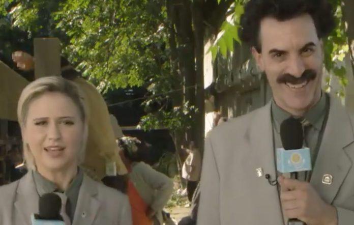 Borat, Tutar