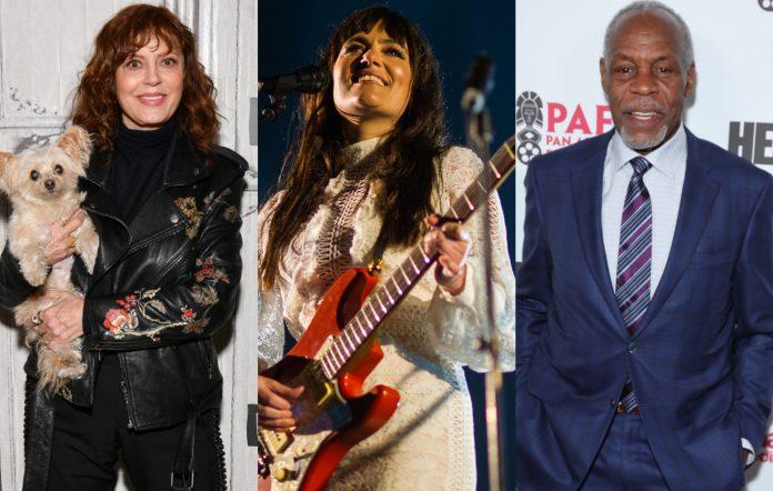 Susan Sarandon, Julia Stone, Donald Glover