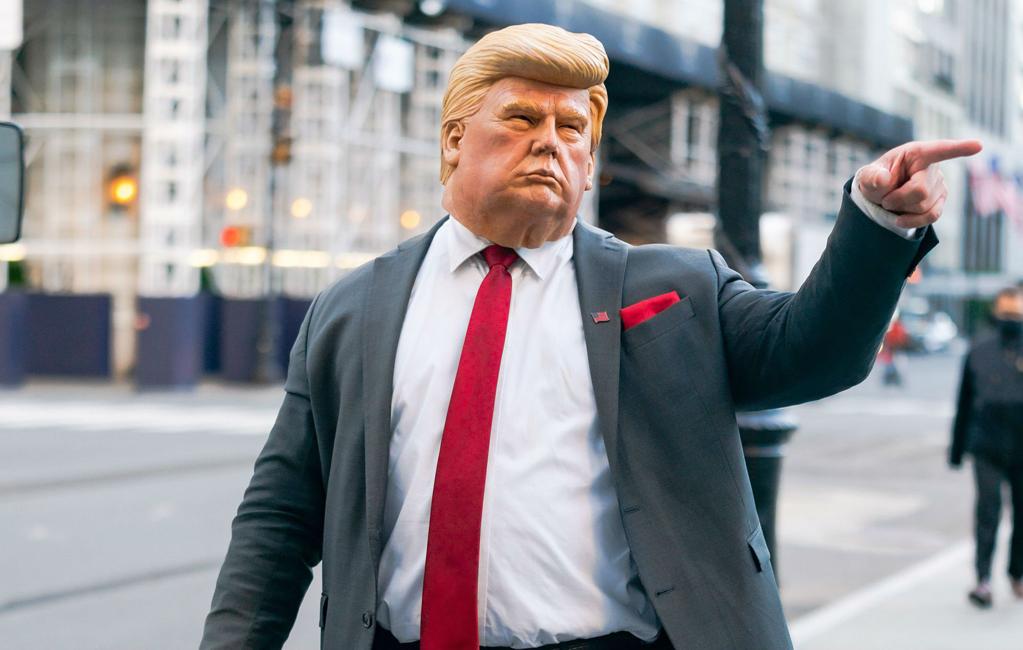 Annus horror-bilis: your topical options for a 2020 Halloween costume