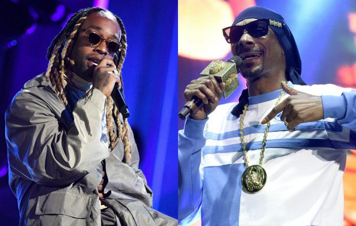 Ty Dolla $ign Snoop Dogg