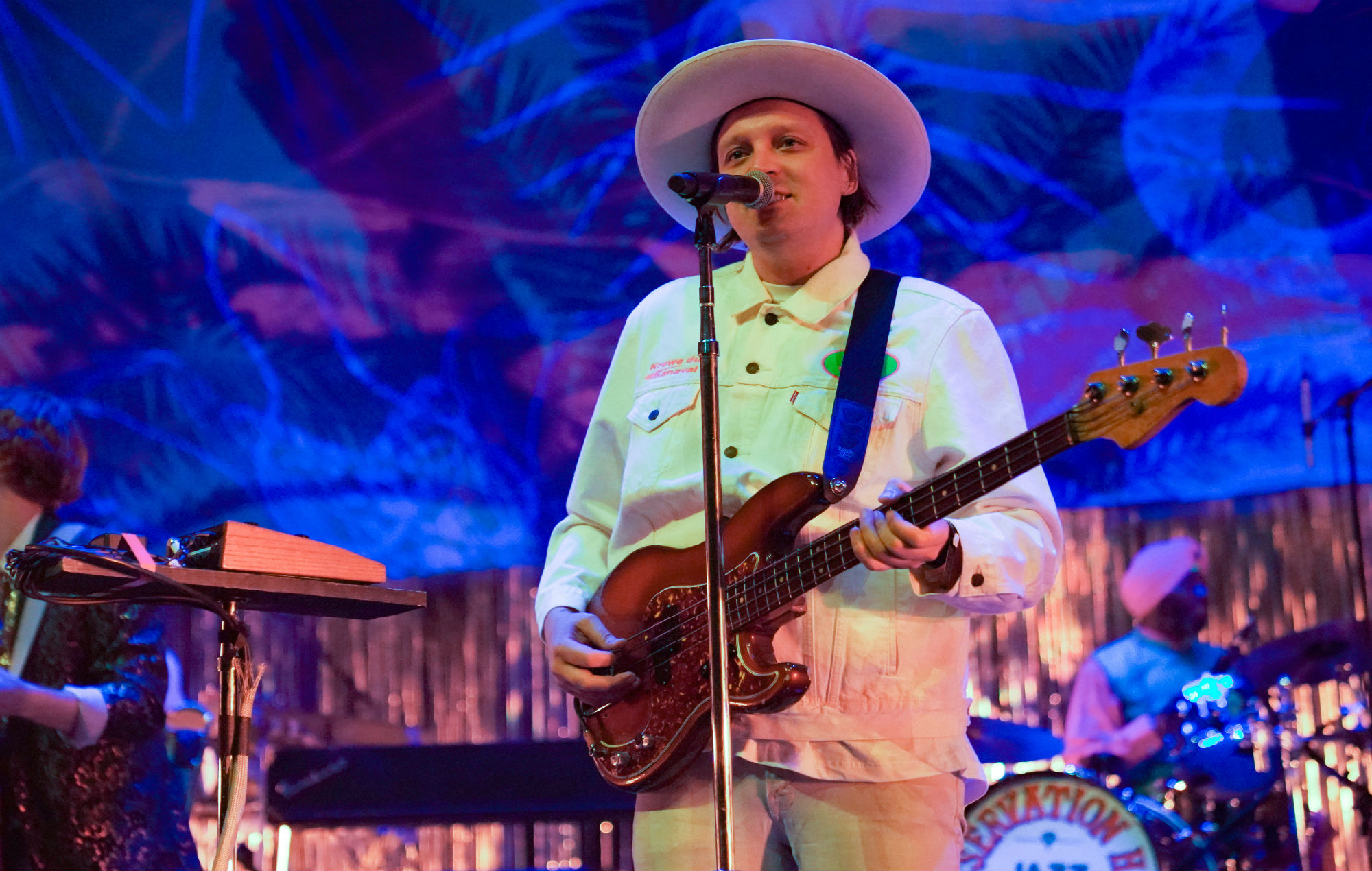 "Arcade Fire's Win Butler opens up about the upcoming US election: ""I feel really optimistic"""