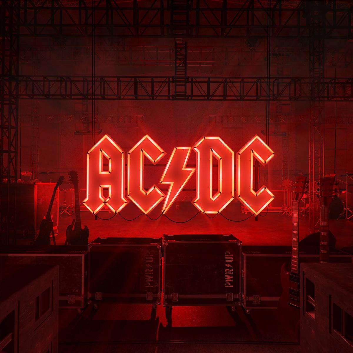 ACDC new album Power Up