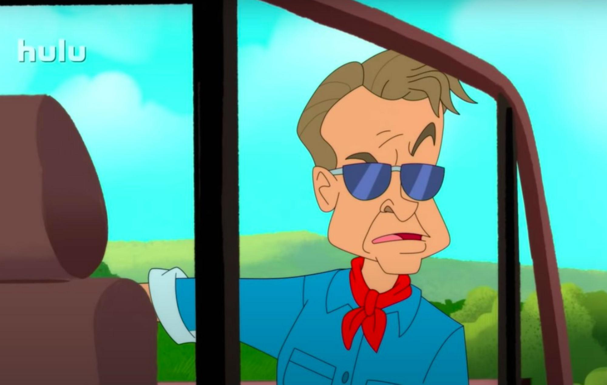 'The Animaniacs' Jurassic Park parody