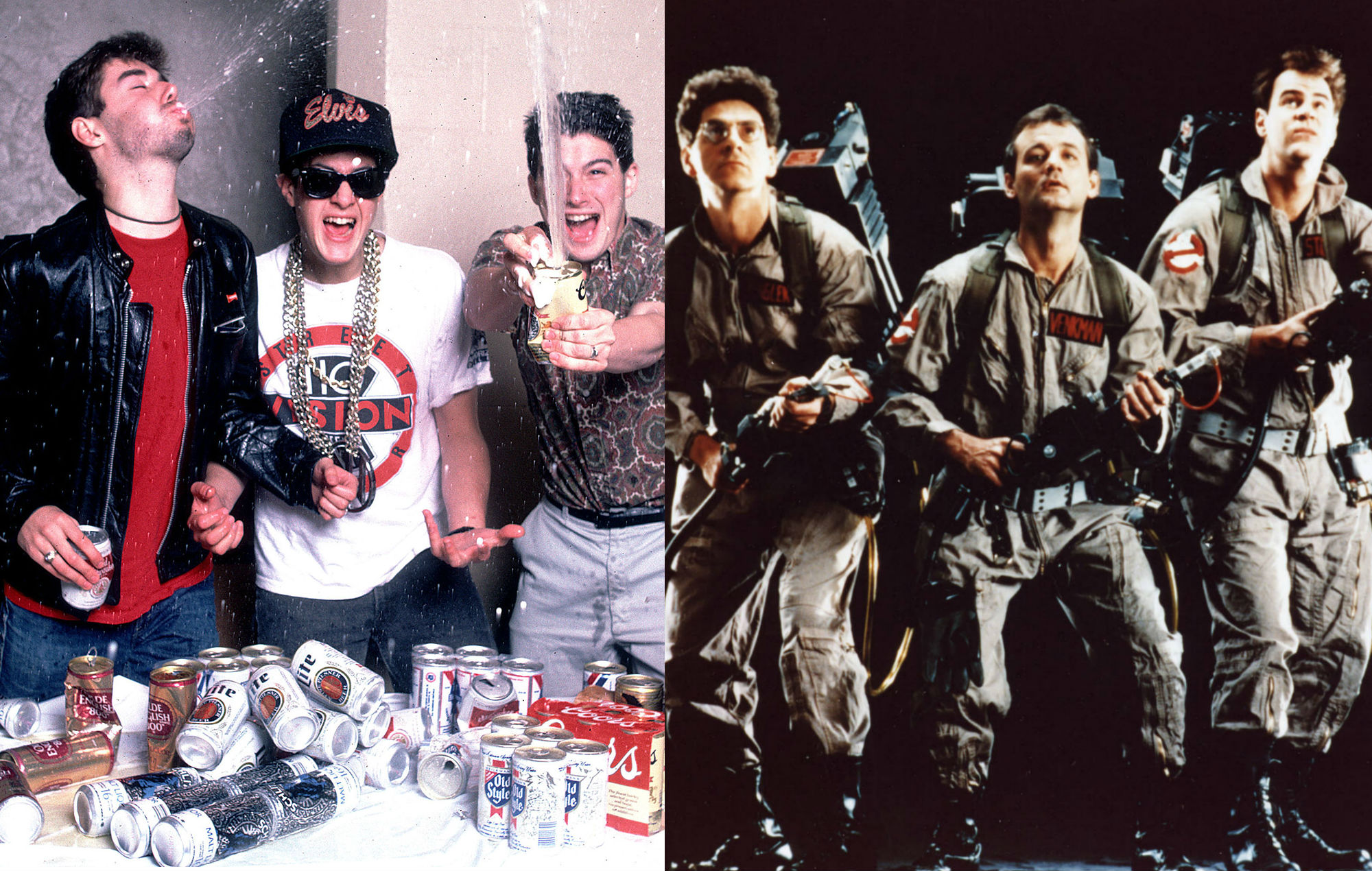 Beastie Boys and Ghostbusters