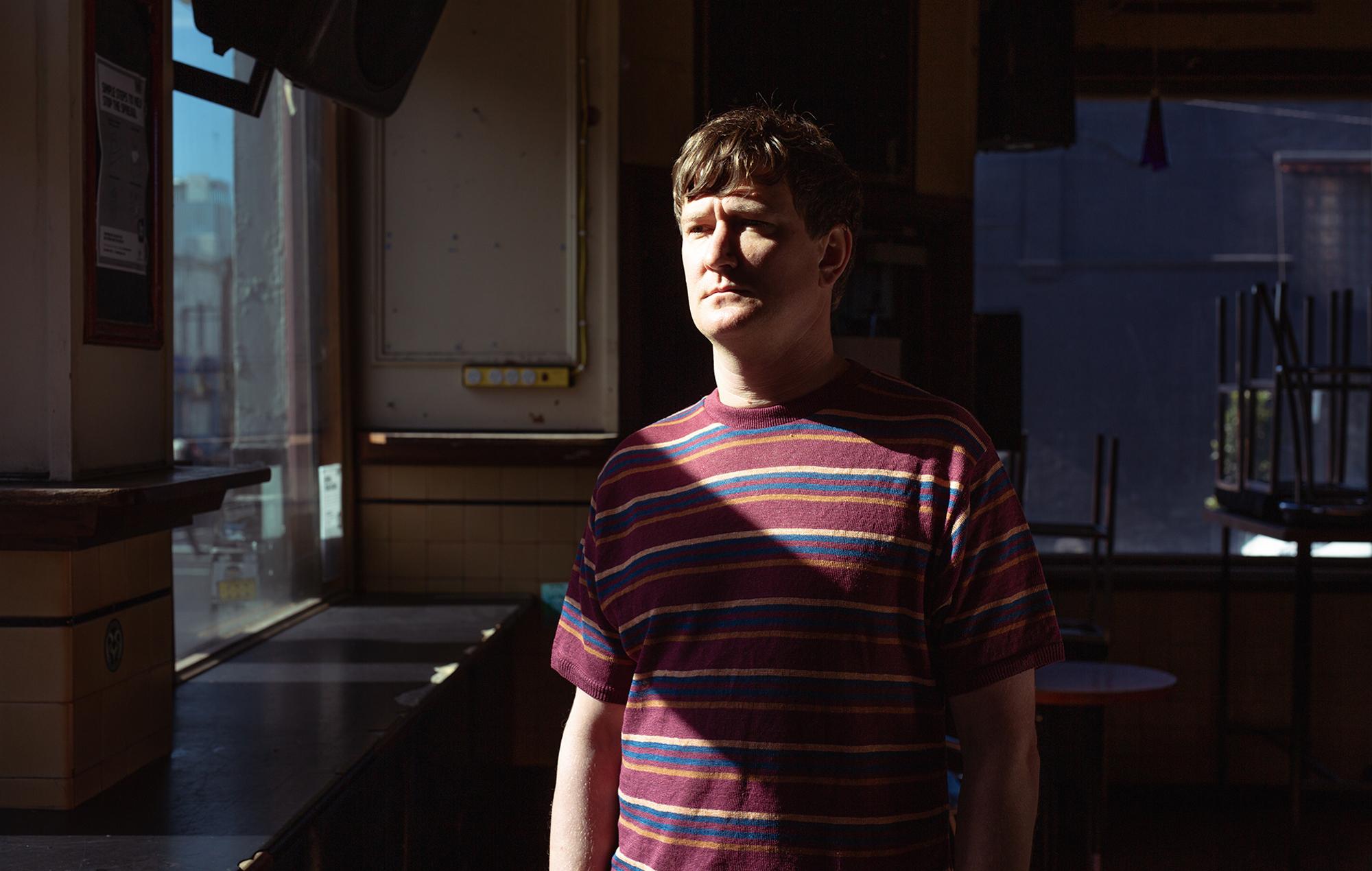 Blake Scott Peep Tempel new solo album Niscitam interview