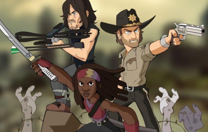 Brawlhalla x The Walking Dead