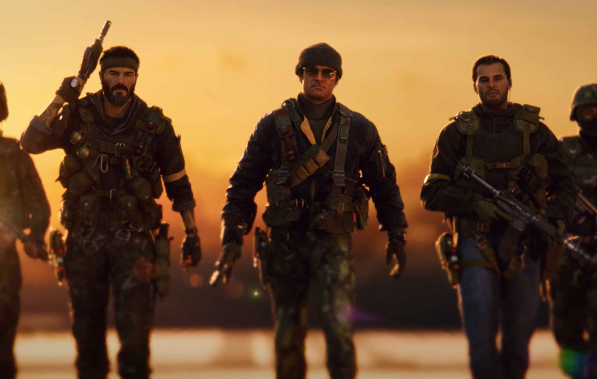 Watch The Explosive Launch Trailer For Call Of Duty Black Ops Cold War