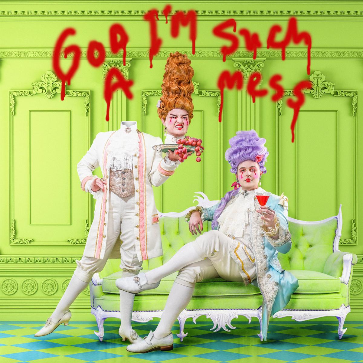Cry Club new album God Im Such A Mess