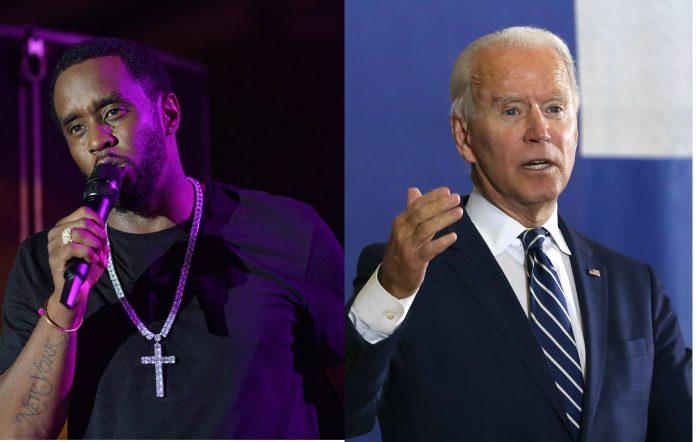 Diddy, Joe Biden