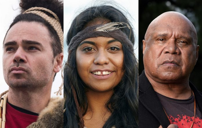 DRMNGNOW teams up with Emily Wurramara for cover of Archie Roach's 'Get Back To The Land'