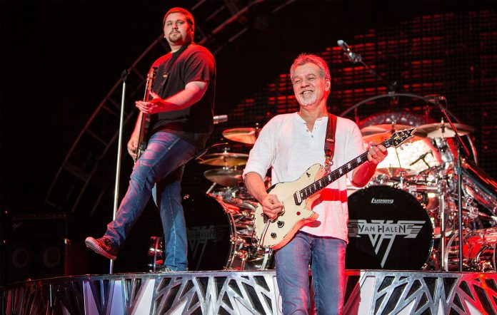 Wolfgang Van Halen denies rumours replacing Eddie on guitar in new band lineup