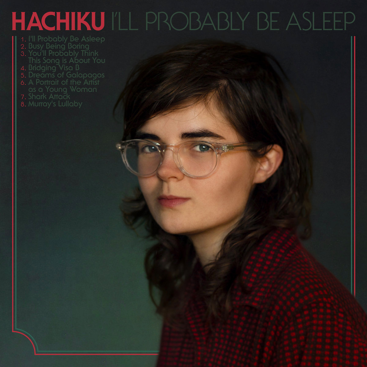 Hachiku Ill Probably Be Asleep new album Milk records