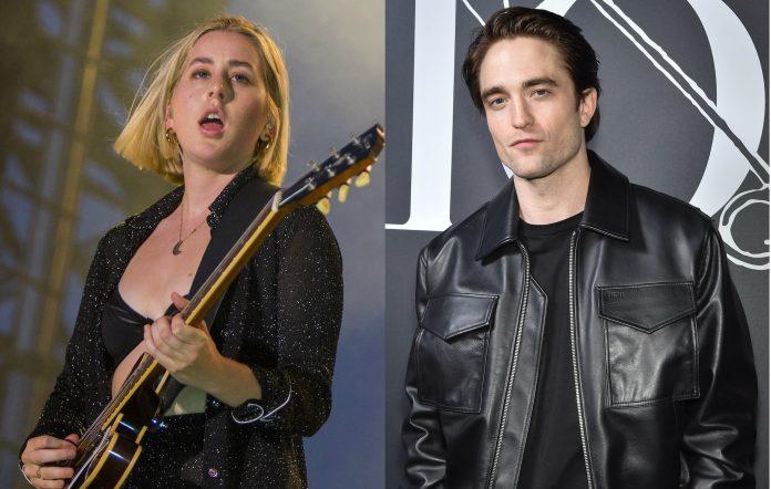 Alana Haim, Robert Pattinson