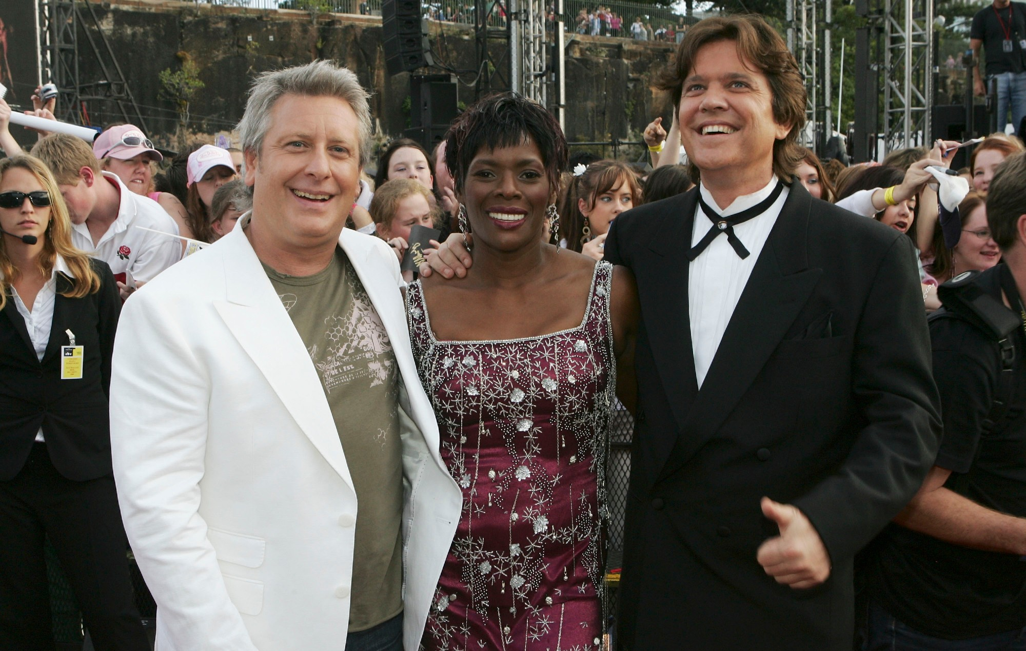 ian dicko dickson marcia hines mark holden credit getty patrick riviere