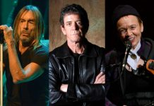 Iggy Pop, Lou Reed, Laurie Anderson