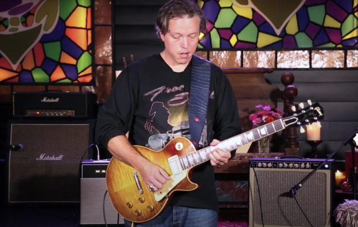 Jason Isbell 1959 Gibson Les Paul Lynyrd Skynrd Ed King