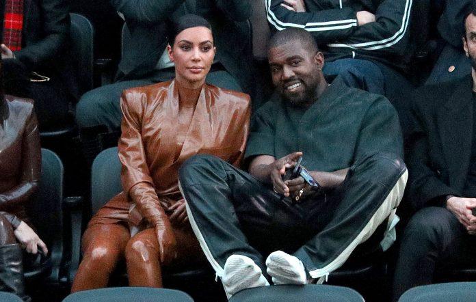 kanye west kim kardashian late hologram robert kardashian birthday