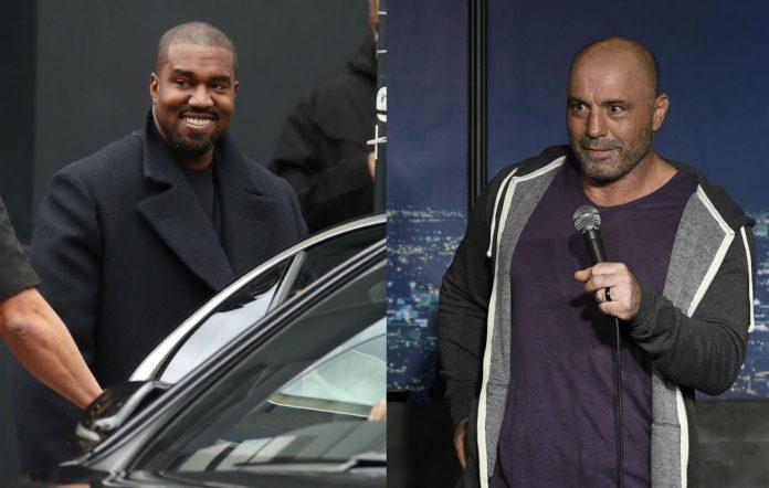 Kanye West / Joe Rogan