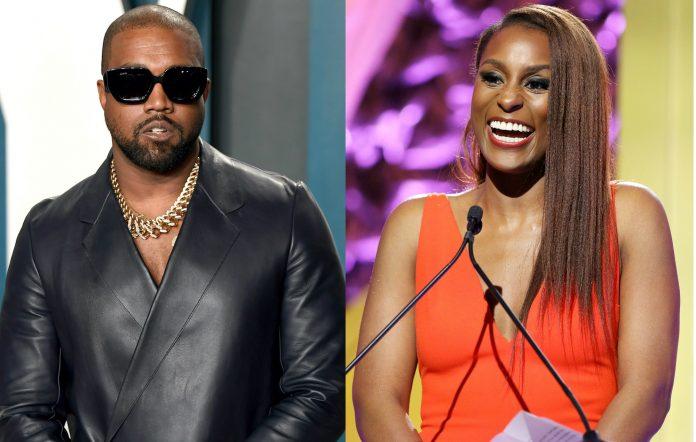 Kanye West, Issa Rae