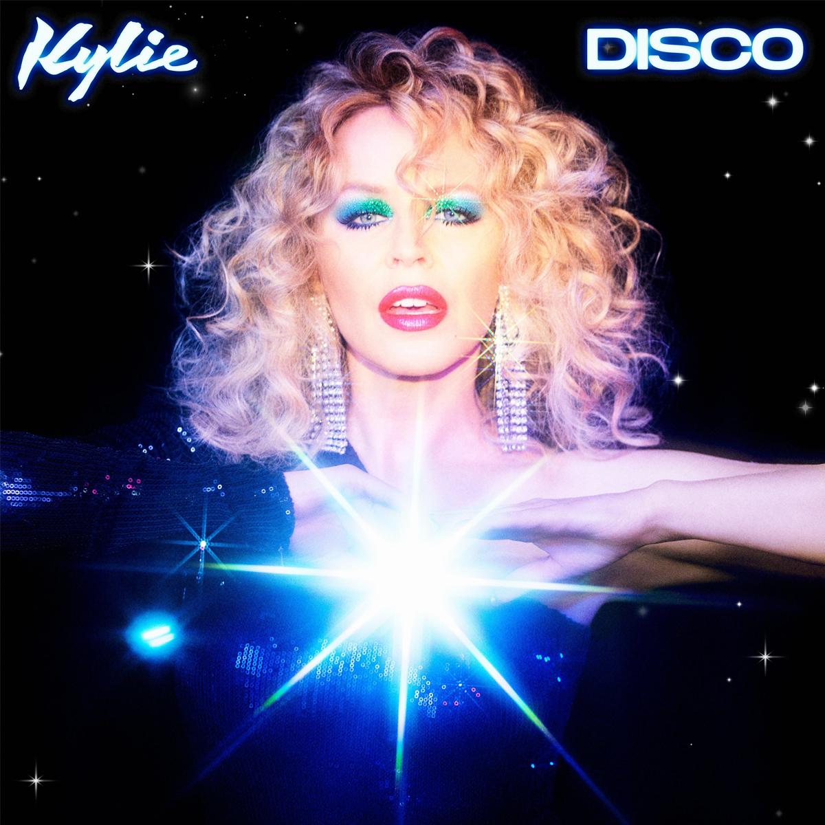 Kylie Minogue new album Disco