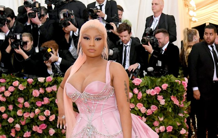 nicki minaj getty images neilson barnard