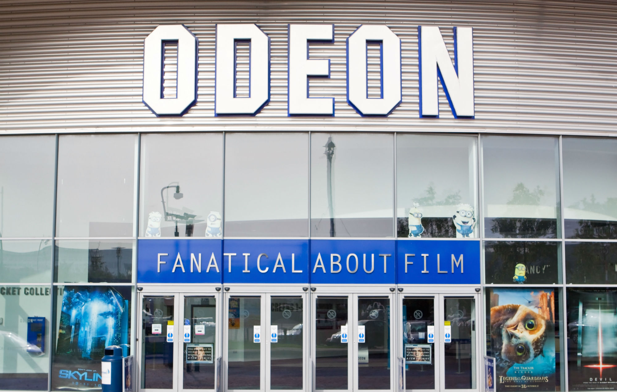 Odeon will reopen its cinemas this month after lockdown closures