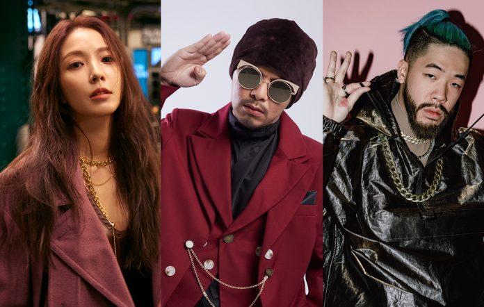 One Love Asia Festival 2021 BoA Namewee Shigga Shay
