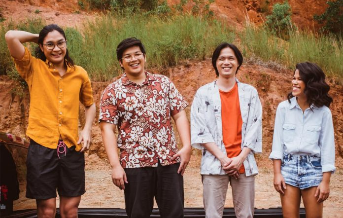 over october, anniversary gig, island records philippines