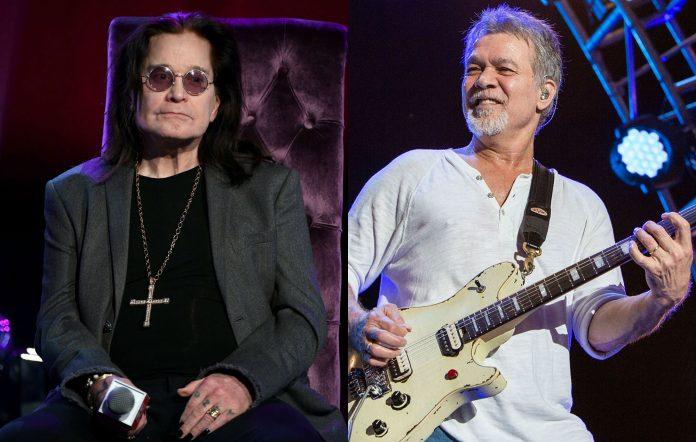 Ozzy Osbourne / Eddie Van Halen