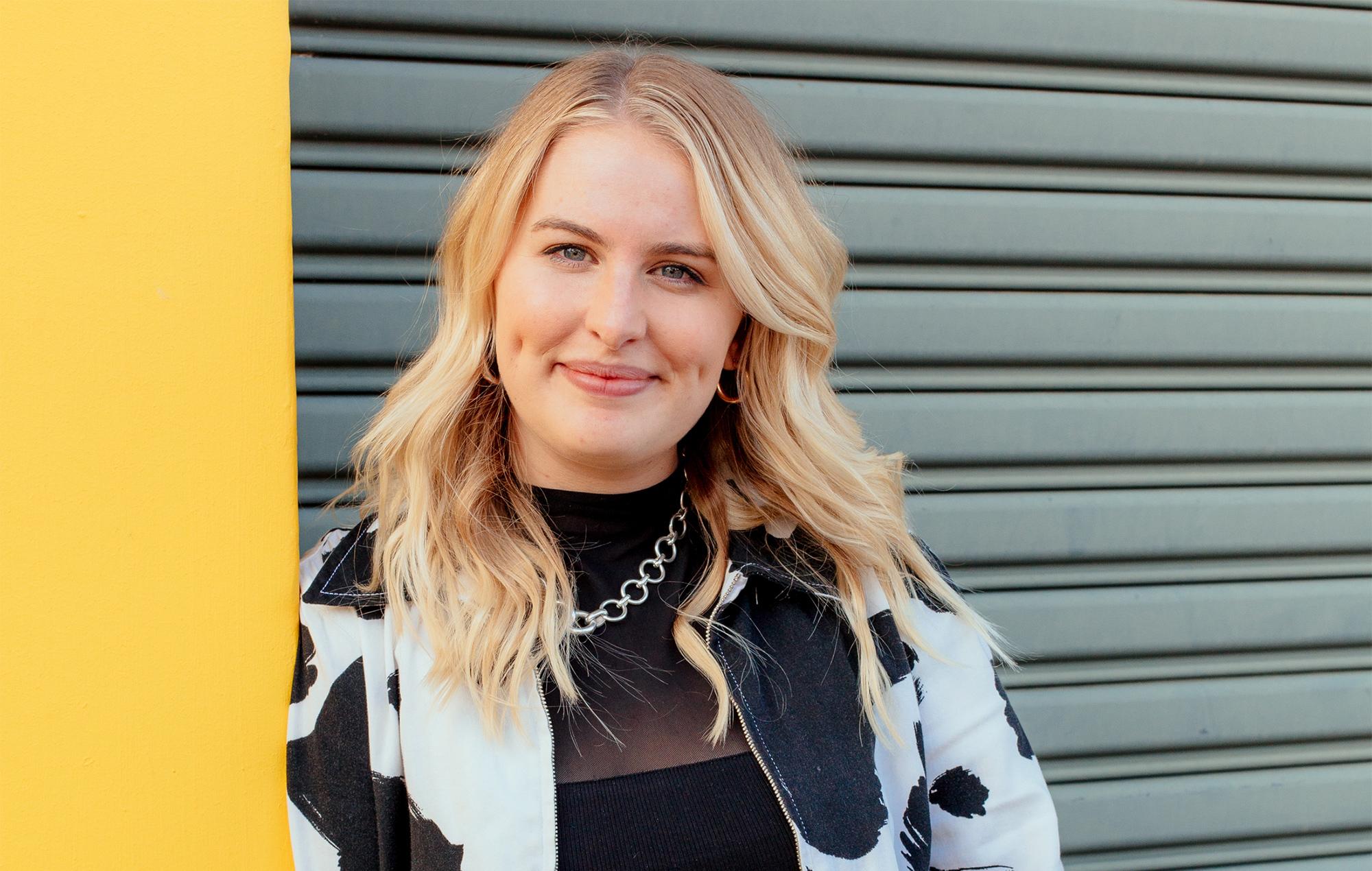 Rachel Jones-Williams of Dirty Hit Australia