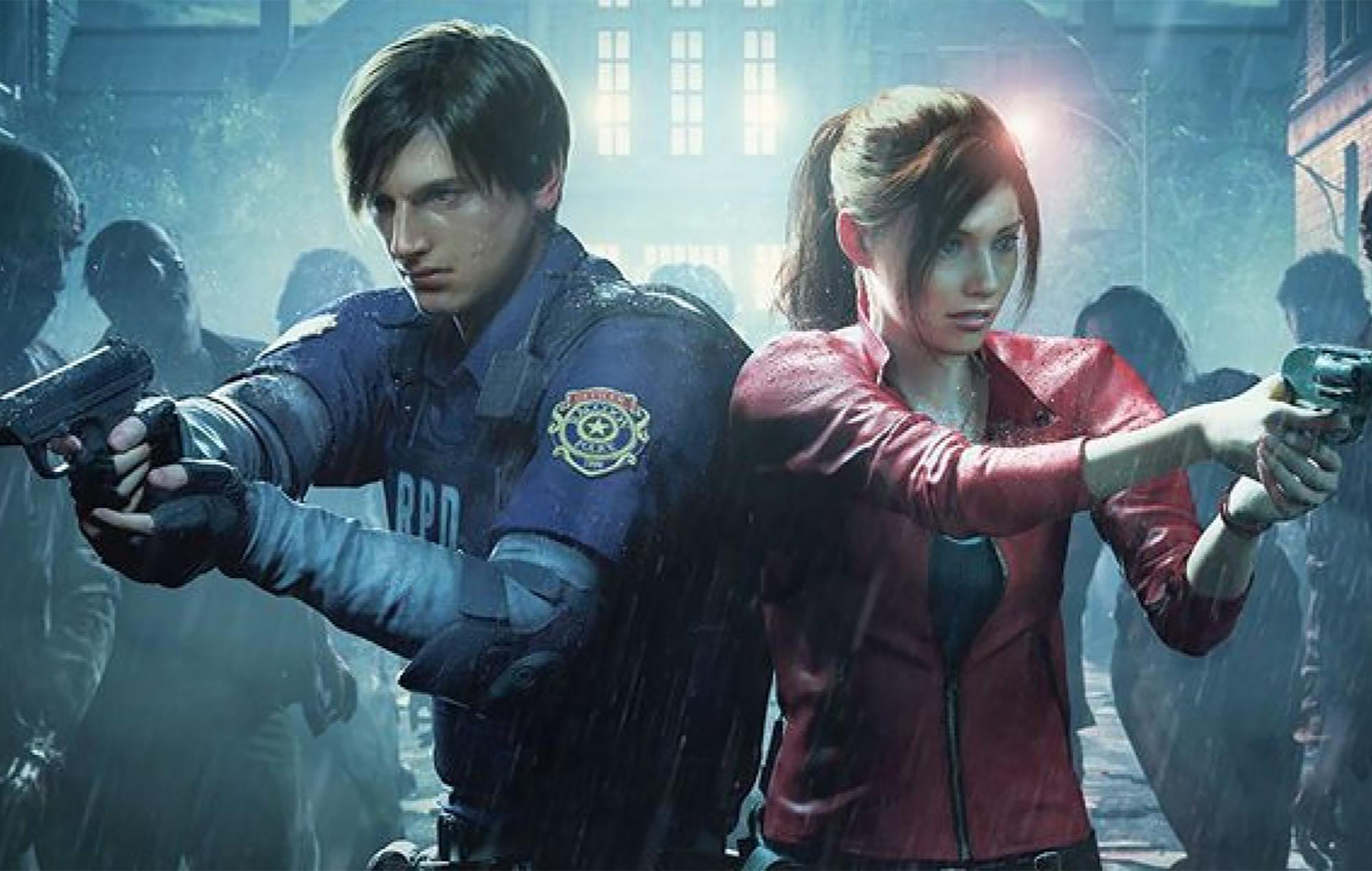 Resident Evil Origin Story Reboot Unveils Main Cast