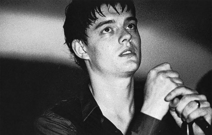 Sam Riley Ian Curtis Control