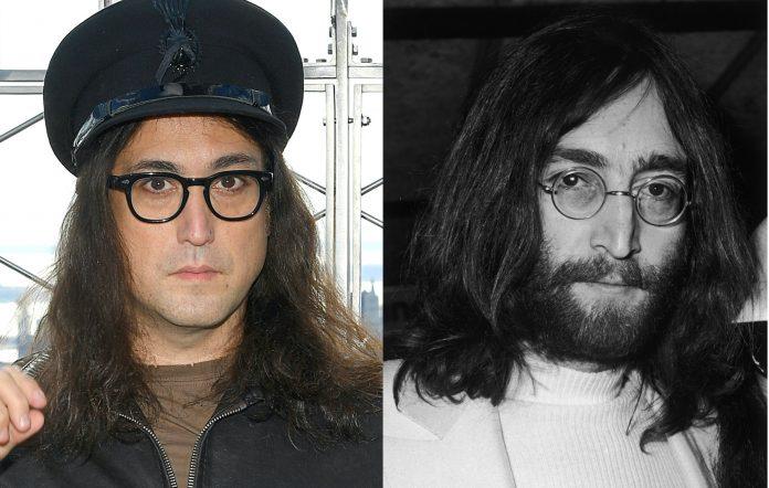 Sean Ono Lennon, John Lennon