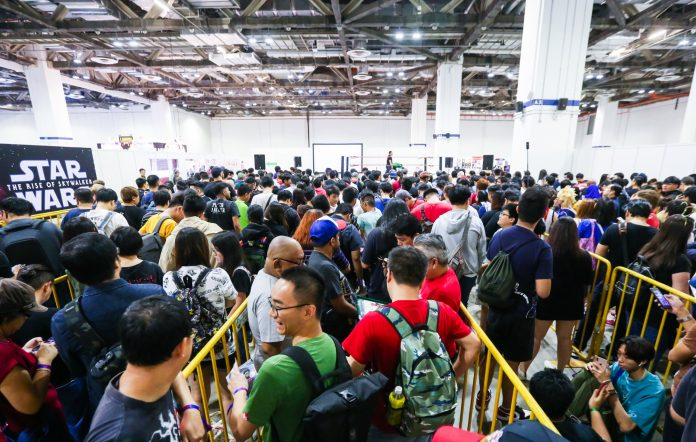 Singapore Comic Con 2020 cancelled