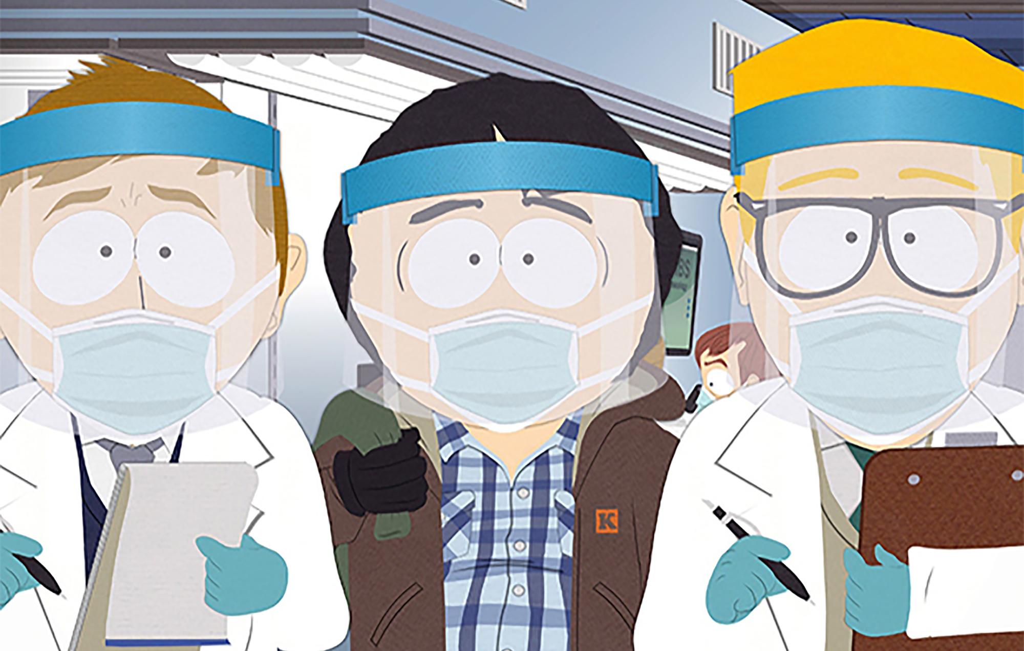 South Park Müffeln