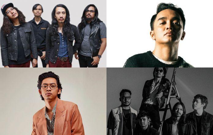 Synchronize Music Fest 2020 Dipha Barus The SIGIT .Feast Pamungkas