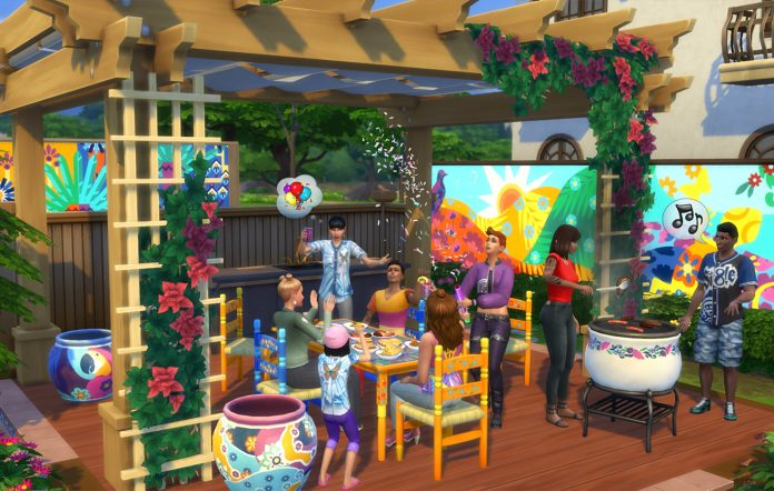 'The Sims 4' celebrates Hispanic Heritage month