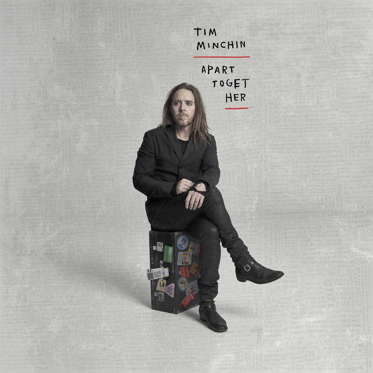 Tim Minchin new album Apart Together