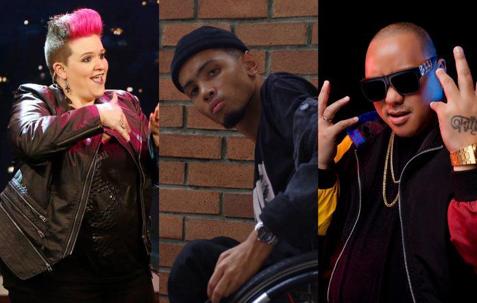 True Colors Festival hip-hop panelists