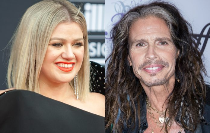 Kelly Clarkson, Steven Tyler