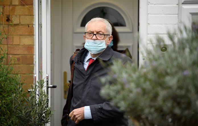 Former Labour Party leader Jeremy