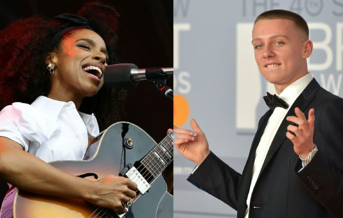 Lianne La Havas and Aitch