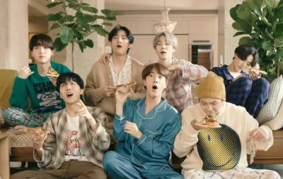BTS share music video for 'Life Goes On'