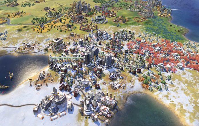 Civilisation VI DLC