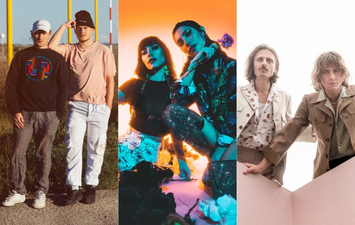 Cosmo's Midnight, The Veronicas and Lime Cordiale added to Wildlands Festival
